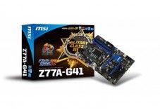 Carte mere msi Z77A-G41 atx pas de processeur - LGA1155