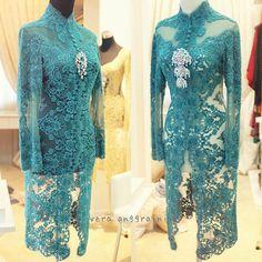 By House of Vera Vera Kebaya, Kebaya Lace, Kebaya Hijab, Kebaya Brokat, Kebaya Dress, Batik Kebaya, Kebaya Muslim, Batik Dress, Lace Dress