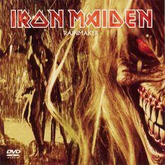 Iron Maiden - Rainmaker (DVD Single).jpg (1280×1280)