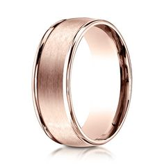 14k rose gold and 14k white gold mens wedding band style lg116 by simon g christians board pinterest white gold rose and metals