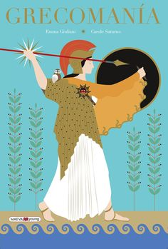 EDUBIB catálogo › Detalles para: Grecomanía / Emma Giuliani League Of Legends, Movie Posters, Movies, Ideas Para, Products, Big Books, Ancient Greece, Art, Crib