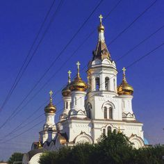 Князе-Владимирский храм г.Иркутск