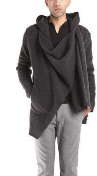 Yigal Azrouel Pelted Wool Jacket