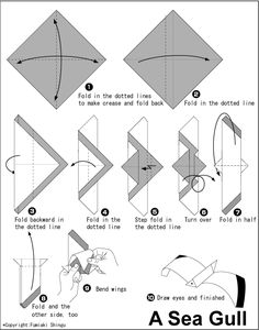 how to make a origami boat that really floats