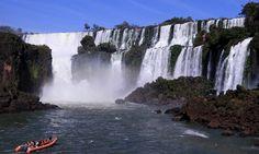 Encontre hotéis baratos em Foz do Iguaçu