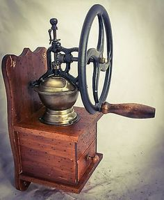 Coffee For Health Archives - Great Coffee Great Coffee, Coffee Time, Antique Coffee Grinder, Coffee Grinders, Best Starbucks Coffee, Nut Cheese, Coffee Equipment, Black Coffee Tables, Vintage Coffee