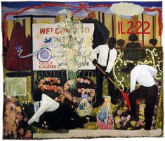 Change from Within: Kerry James Marshall Corrects the Canon