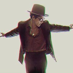 Bruno Mars.. chulo!