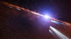 G.A.B.I.E.: 500 cometas en una estrella cercana