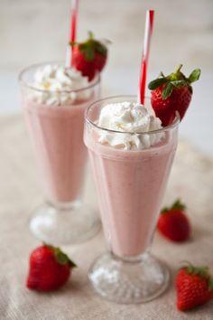 Banana smoothie breakfast shake recipe - Diabetes Recipes