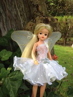 Sindy White fairy now sold
