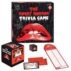 Rocky Horror Picture Show Trivia Game 30th Anniv. Edition