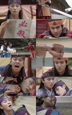 「花郎」防弾少年団 V、パク・ソジュンを守るも…衝撃の展開 - DRAMA - 韓流・韓国芸能ニュースはKstyle