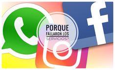 #Radiogeek - Les contamos todo sobre el fallo de Facebook, Instagra, y WhatsApp - Nro.1466 Facebook, Blog, To Tell, Blogging