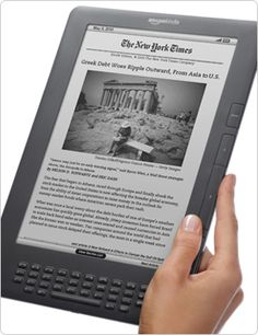 Kindle DX Graphite - 글 읽기에는 최고