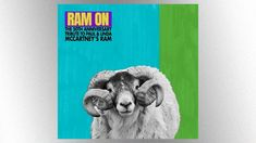 Tribute to Paul McCartney's 'Ram' album, featuring ex-Wings drummer Denny Seiwell & others, arriving inMay - Music News - ABC News Radio Linda Mccartney Ram, Paul Mccartney, Abc News, Lion Sculpture, Wings, Album, Statue, Music, Fictional Characters