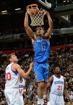 Oklahoma+City+Thunder+v+Philadelphia+76ers+1nyET8IYQ_Gl.jpg (412×594)