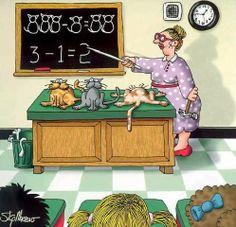 Humorcillo en la red: Matemática visual