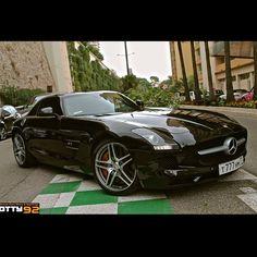 Vote it 1/100 #mercedes #sls #amg #monaco #carsighter1 #instagood #cute #photooftheday #follow #picoftheday #like #beautiful #instadaily #followme #tagsforlikes #instamood #bestoftheday #instalike #amazing #carporn #cargramm #supercars #carspotter #spotter#instafamous #supercars #dreamcars #cars #arabcars #follow4follow