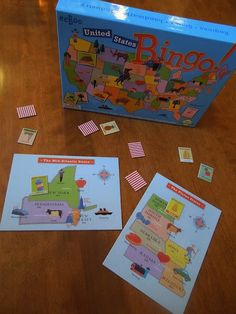 5 GREAT geography board games to help teach kids about the world!