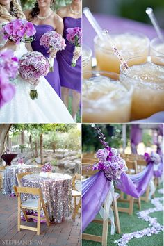 Phoenician Wedding : Kelsey + Kevin | A purple wedding