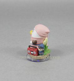 Orange Dwarf Elizabeth Figure - Snow White Petit Chara Land Gintama - Gintama