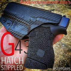 Pocket Dump Patrol — STIPPGRIPS HAD A CHANCE TO HATCH OUT A GLOCK 43...