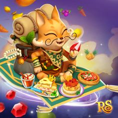 PUSS IS BACK! Go complete his orders in time to win awesome rewards! Time is limited and don't waste this chance! Play NOW! http://t.funplus.com/trenfpo #RoyalStoryTwitter