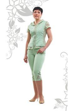 G33401R-1F | www.lafeinier.ru | Компания LAFEI-NIER - Женская джинсовая одежда