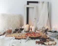 petitecandela: BLOG DE DECORACIÓN, DIY, DISEÑO Y MUCHAS VELAS: DIY:Mi Mesa de Navidad Vintage