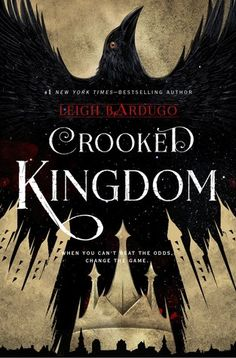 Paper Bindings   We're All A Little Crooked Here   Crooked Kingdom Review   TITLE: Crooked Kingdom (Six of Crows #2) AUTHOR: Leigh Bardugo RELEASE DATE: September 27th 2016 PUBLISHER: Henry Holt and Co. ★★★★★