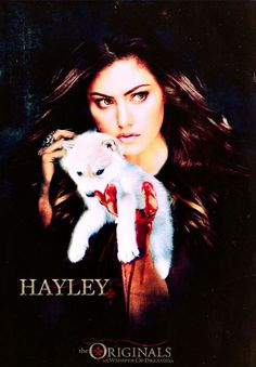 The Originals - Hayley