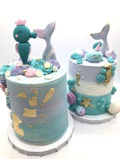 Mermaid Cakes, Birthday Cakes, Treats, Desserts, Food, Sweet Like Candy, Tailgate Desserts, Goodies, Deserts