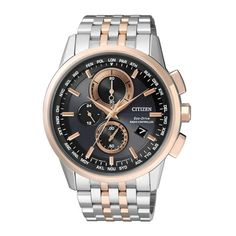 Citizen Eco-Drive AT8116-65E - TimeKeepers Men's Watches, Watches For Men, Citizen Eco, Omega Watch, Accessories, Mens Designer Watches, Top Mens Watches, Top Mens Watches, Men Watches