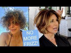My Keratin Treatment To Eliminate Frizz! - YouTube