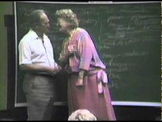 Virginia Satir Video - Pioneer of Family Therapy in a 1985 NLP Keynote, ...Part 2