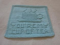 Looking for your next project? You're going to love You're My Cup of Tea Dishcloth by designer bubweez2745645. - via @Craftsy