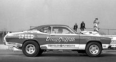 Vintage Drag Racing - Pro Stock - Doug Griffith