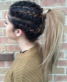 24 lovely Braids ideas for girls