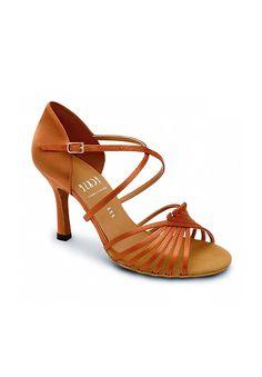 Eckse 110034 Iris / C-Round-09035 | Dancesport Fashion @ DanceShopper.com Latin Dance Shoes, Dancing Shoes, Salsa Shoes, Ballroom Dance Shoes, Tango Shoes, Open Toe Shoes, Belly Dance, Argentine Tango, Kitten Heels