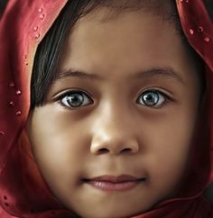 Magical Eyes, Keningan, Sabah, Malaysia by Gansforever Osman Kids Around The World, We Are The World, People Around The World, Beautiful Eyes Images, Beautiful World, Beautiful People, Gorgeous Eyes, Precious Children, Beautiful Children