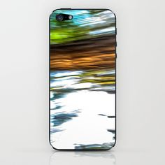 Dizzy Up the Forest iPhone & iPod Skin by SuzyQ - $15.00
