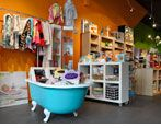 Adela Ninos - Children's clothing, toys, and furniture    1017 Valencia Street, San Francisco