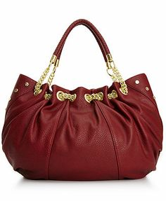 Olivia + Joy Nicolette Double Handle Shoulder Bag
