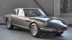 1967 330 GTC. i so need to be driving a classic car.