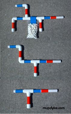 Happy 4th! H are plans for the basic marshmallow shooter:  http://www.mupdyke.com/2012/07/04/basic-marshmallow-gun-plans/