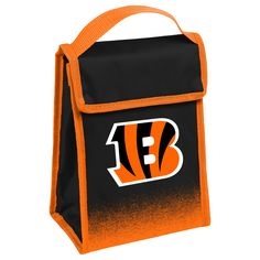 "Checkout our #LicensedGear products FREE SHIPPING + 10% OFF Coupon Code ""Official"" CINCINNATI BENGALS GRADIENT VELCRO LUNCH BAG - CINCINNATI BENGALS GRADIENT VELCRO LUNCH BAG - Price: $10.00. Buy now at https://officiallylicensedgear.com/cincinnati-bengals-gradient-velcro-lunch-bag"