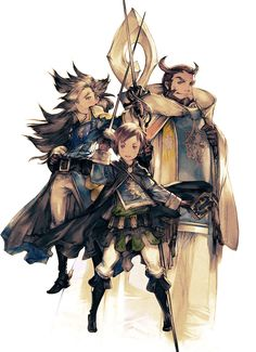 Image Bravely Second sur Nintendo 3DS (37/53)
