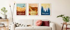 Yosemite National Park, National Parks, Gateway Arch, Annual Pass, Pike Place Market, Attraction, Gallery Wall, Hilarious, Printables