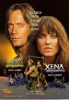 Hercules & Xena <3